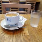 ベーカリー・グッドモーニング - ホットコーヒー