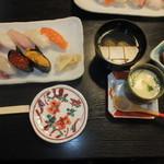 22377845 - 北斎ランチA 1890円 【 2013年11月 】