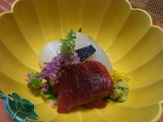 京遊膳かが田 - お造り