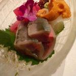 伽草子 - 旨そうな締め秋刀魚