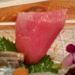 伽草子 - 嬉しいサプライズ 赤身の下から中トロが・・・