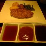 レストラン樹 - ハンバーグ