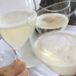 リストランテ・ヒロ・チェントロ 丸ビル店 - Prosecco di Valdobbiadene Brut / La Farra