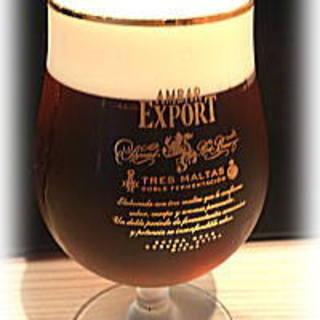 都内でも希少なスペイン産樽生ビール!乾杯ビールはスペイン気分