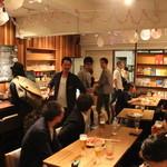 レーベルカフェ OSAKA - みんなで楽しめるディナータイム★
