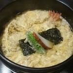 京都 団楽 - 天とじそば
