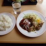 ジョイフル - 料理写真:日替わりランチ¥399