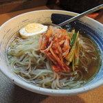 七厘亭 - 冷麺