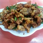 香楽 - レバー炒め