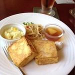 ウォキニ - 料理写真:モーニングサービス