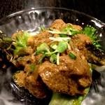 たんどーる - 地鶏レバーのピクルス 小400円