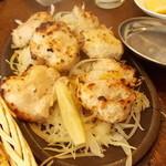 大阪ハラールレストラン - マライ・ティッカ