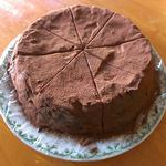 ケーティーホールギャラリーぶらりカフェ - 手作りザッハトルテが味わえます♡が、、ケーキも日替わりです(^^ゞ