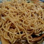 チャイナ - 焼きラーメンの麺