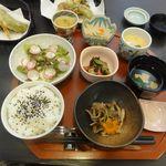 22395080 - 旬菜ランチ 2013/11/04