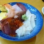 とみ家 - 海鮮丼