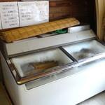 22399427 - ジビエが入った冷蔵庫