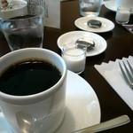 ジョルジェット - コーヒー