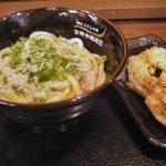 吉祥寺麺通団 - 2007/08/13 撮影 かまたま(中) 450円