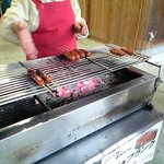 Jijikoubou - 炭焼きフランク&炭焼きガーリックフランク