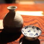 伊勢藤 - 白鷹 のぬる燗 (2013/10)