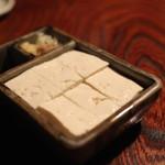 伊勢藤 - 豆腐 (2013/10)