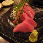 魚真 - 生バチマグロ 980円