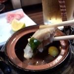 酔楽 - 土瓶蒸し・松茸