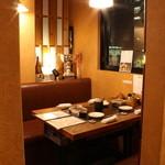 串かつ居酒屋 すい藤 - 半個室 2名席+4名席 (貸きりOK