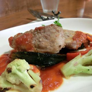 Largo - 料理写真:ポークフィレ肉のロースト