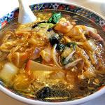 クォウライ - 広東麺(大盛)