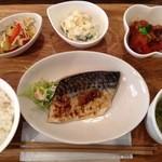 野菜とさかな - 【魚のプレート】