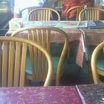 RAJU - テーブル席