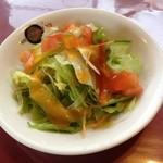 KITCHEN フライパン - セットのサラダ