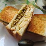 紅茶の店 青い空 - スリランカ・サンド