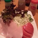 ながぐつ - サラダ