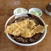 保原屋支店 - 料理写真:天ぷらそば