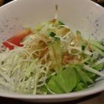 22419018 - 野菜の彩りランチ(サラダ、2013年10月)