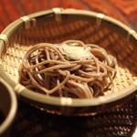 伊勢藤 - 一汁三菜 (蕎麦) (2013/10)