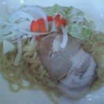 大文字 - カレーつけ麺(麺)