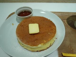プアオーバー 横浜店 - パンケーキ
