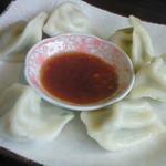 台湾麺屋 HO-JA - 水餃子