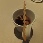 ロワゾー・パー・マツナガ - 木の子のコンソメ