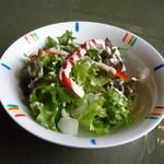 ムクバル - サラダ