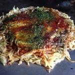 きはらお好み焼 - 料理写真:肉玉そば600円