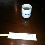 22428655 - 蕎麦茶ではなくほうじ茶
