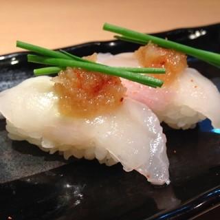 旨い寿司をお手軽にお召し上がり下さい。