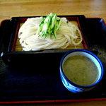 登治うどん - 冷汁うどん(夏季限定):600円