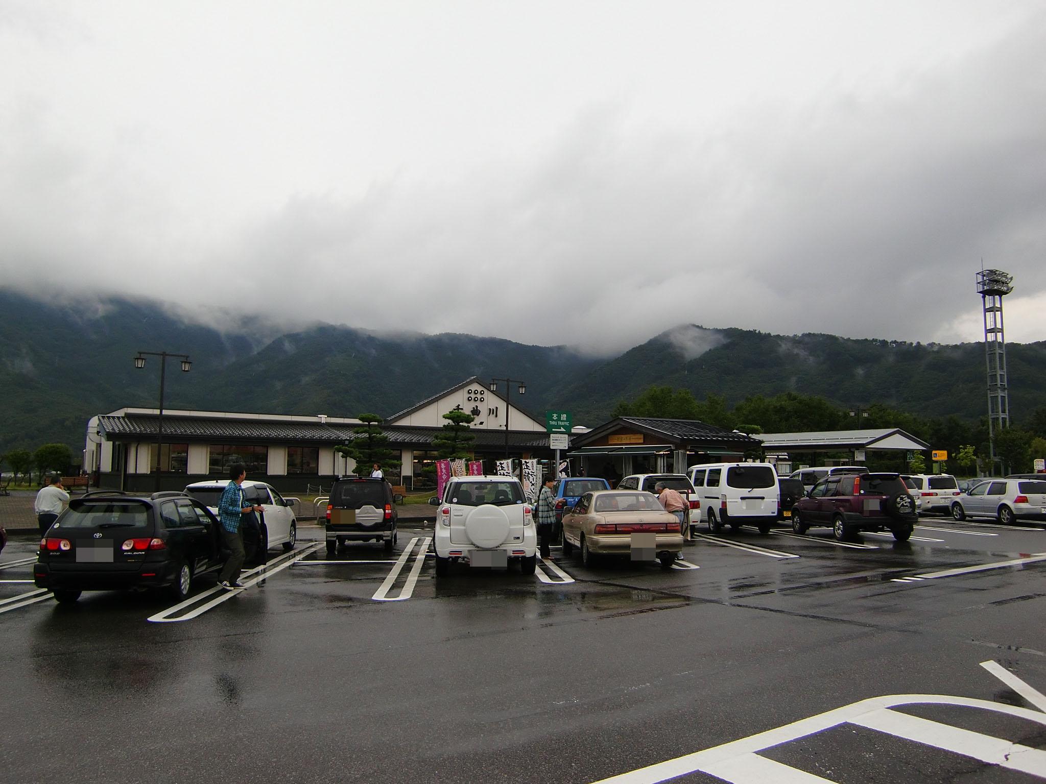 松代パーキングエリア 上り スナックコーナー name=