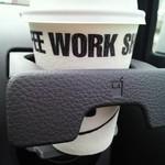 ネルソンコーヒー - ドリンク写真:マンデリンシナール(持ち帰り)